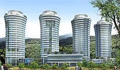 Lagera Mixed Use Towers Sofia Bulgaria