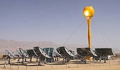 AORA Solar Tower Israel + Almeria, Spain