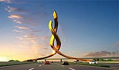 Liangjiang Gateway Design