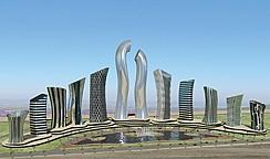 Financial City U.A.E
